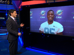 Video - Dion Jordan goes 1-on-1