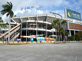 Watch: Dolphins' stadium upgrades put on hold