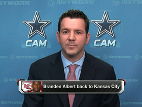Video - Branden Albert to stay in Kansas City