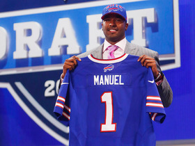 Watch: Better outlook in 2013: Geno Smith or EJ Manuel?