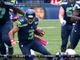 Watch: Russell Wilson runs for a first down