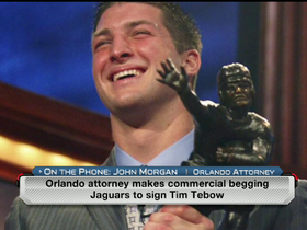 Watch: Florida man makes Tim Tebow commercial