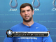 Watch: Luck: I feel &#039;100 percent more comfortable&#039; this year