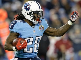 Video - Can Chris Johnson lead the AFC South in rushing?