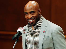Watch: Ronde Barber talks retirement