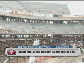Watch: What will the 49ers' new stadium be named?