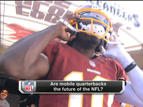 Watch: Are mobile quarterbacks the future of the NFL?