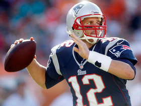 Watch: Is Brady vulnerable in the pocket?