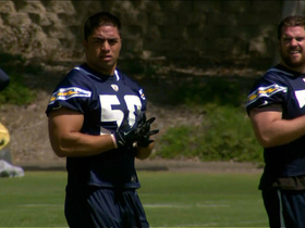 Watch: Manti Te'o feels like a freshman again