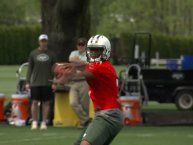 Watch: All in a day's work for Geno Smith