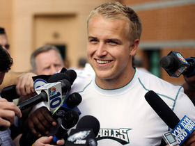 Video - Will Matt Barkley see playing time for Philadelphia Eagles this season?