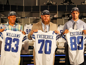Watch: Did Dallas Cowboys address needs in draft?