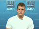 Watch: Nassib on first practice with Giants