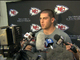Watch: Eric Fisher arrives to Kansas City Chiefs&#039; rookie camp