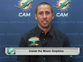 Video - Is the Dolphins' receiving corps tops in the AFC East?