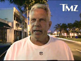 Video - New York Giants co-owner Steve Tisch talks Tim Tebow