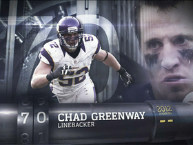Video - 'Top 100 Players of 2013': Chad Greenway
