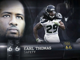 Video - 'Top 100 Players of 2013': Earl Thomas
