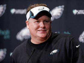 Watch: Chip Kelly's practice style turning heads