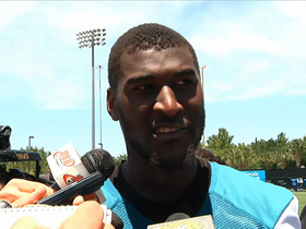 Video - Jacksonville Jaguars wide receiver Justin Blackmon: I had a problem with making poor decisions