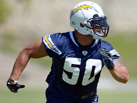 Watch: Will Te'o fit in with Chargers veterans?