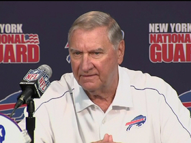 Watch: Bills' front office in transition