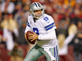 Will Tony Romo win a playoff game this year?