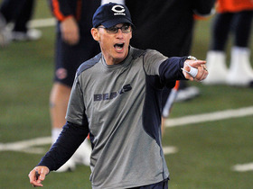 Video - Marc Trestman bringing intensity to Chicago Bears camp