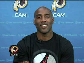 Watch: DeAngelo Hall goes one-on-one
