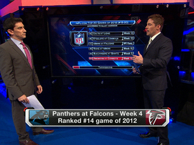 Watch: Top 20 games of 2012: No. 14 Panthers vs. Falcons