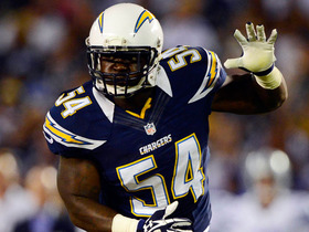 Watch: Torn ACL for Chargers LB Melvin Ingram