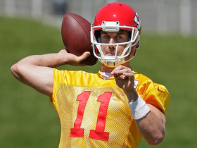 Watch: Chiefs QB Alex Smith to run 'pistol offense'?