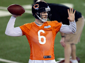 Watch: High expectations for Jay Cutler in new offense