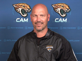 Video - Gus Bradley on Jaguars QB situation