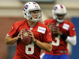 Watch: Bills QB competition heating up