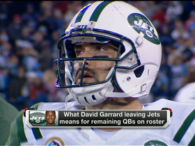 Watch: How does Garrard's retirement impact Jets?