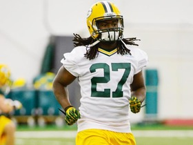 Video - Front-runner in Packers' RB competition