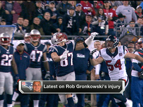 Watch: Will Rob Gronkowski be ready for training camp?