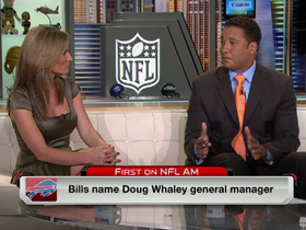 Watch: Doug Whaley named Bills general manager
