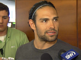 Video - Mark Sanchez on David Garrard's retirement
