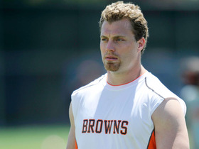 Watch: Kruger on joining Browns: 'It's a big change'