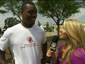 Watch: Dion Jordan on Jason Taylor comparisons: 'I can see why they say that'