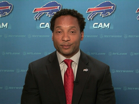 Video - Doug Whaley's vision for Buffalo Bills' future