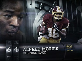 Video - 'Top 100 Players of 2013':  Alfred Morris