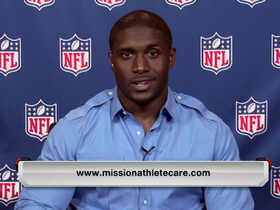 Video - Reggie Bush joins &quot;NFL AM&quot;