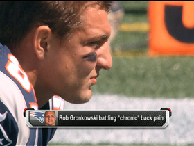 Rob Gronkowski's latest injury