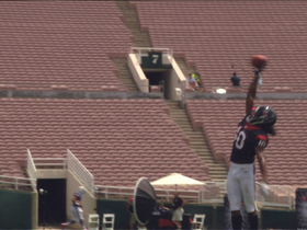 Video - Houston Texans wide receiver DeAndre Hopkins' picture-perfect catches