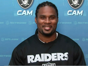 Video - Oakland Raiders WR Josh Cribbs goes from the Dawg Pound to the Black Hole