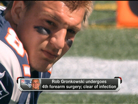 Watch: The health of Rob Gronkowski