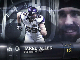 Watch: Blair Walsh, Joe Staley, Chad Greenway, Duane Brown, Michael Bennett, Donald Penn